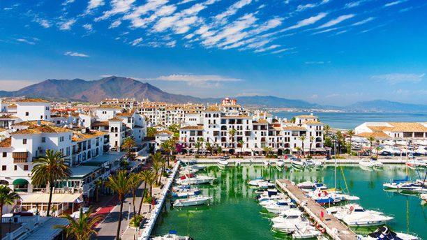 Costa Del Sol Spania Spaniatips