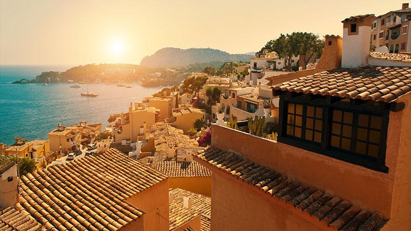 billig ferie spania