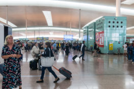 Barcelona flyplass reise Spania tips guide