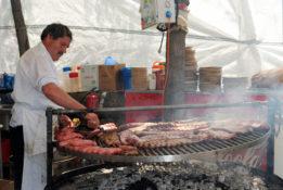 costa del sol blanca vaer klima temperatur Spania mat drikke