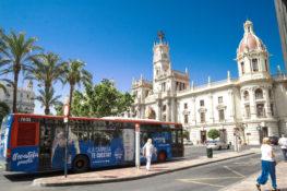 vaeret klima Spania soldager temperaturer Valencia